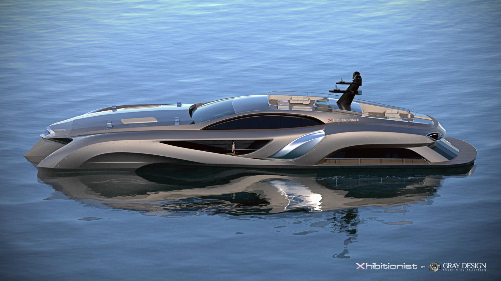 Gray-Design-Xhibitionist-yacht-and-Xhibit-G-car-1