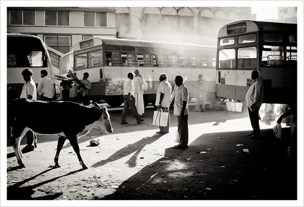 indian street photography bw 29