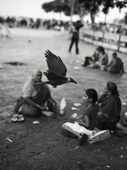 indian street photography bw 35