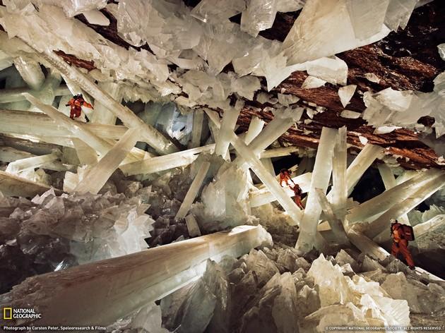 Naica-Crystal-Cave
