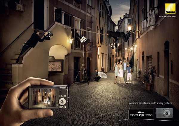 camera photography ads 13
