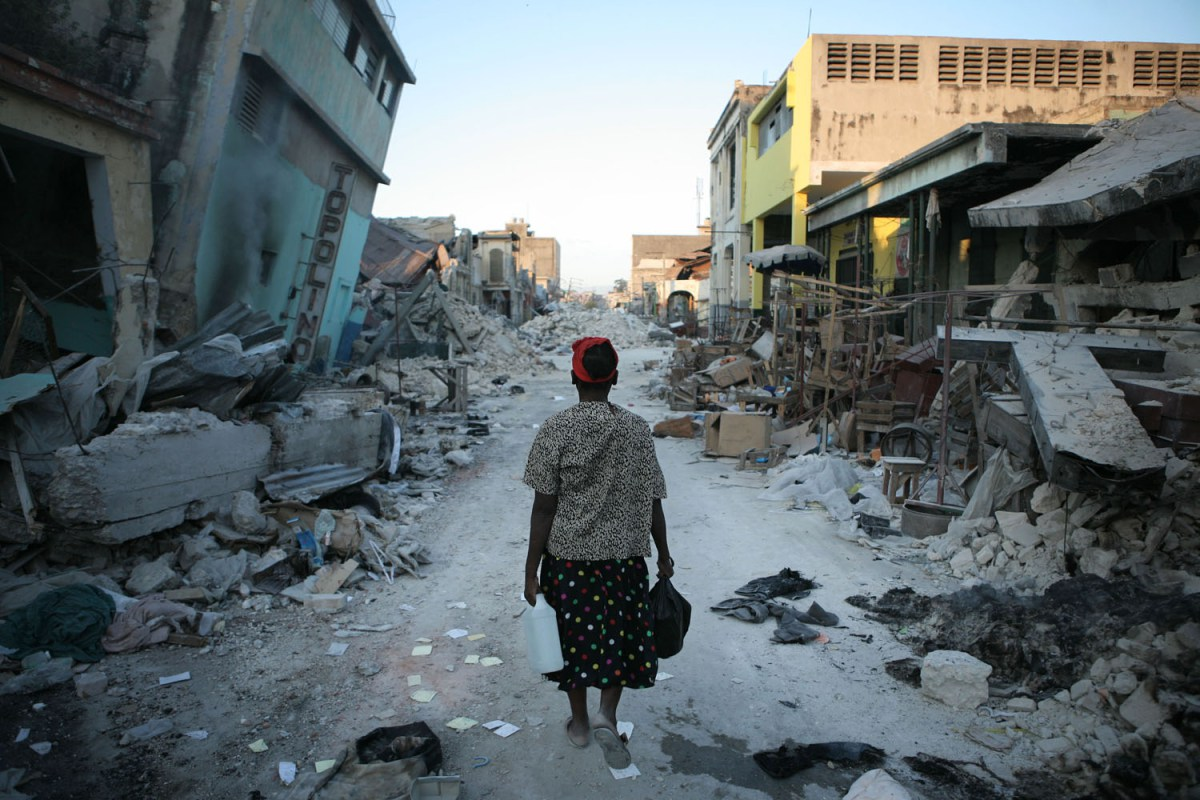 essays on haiti crisis