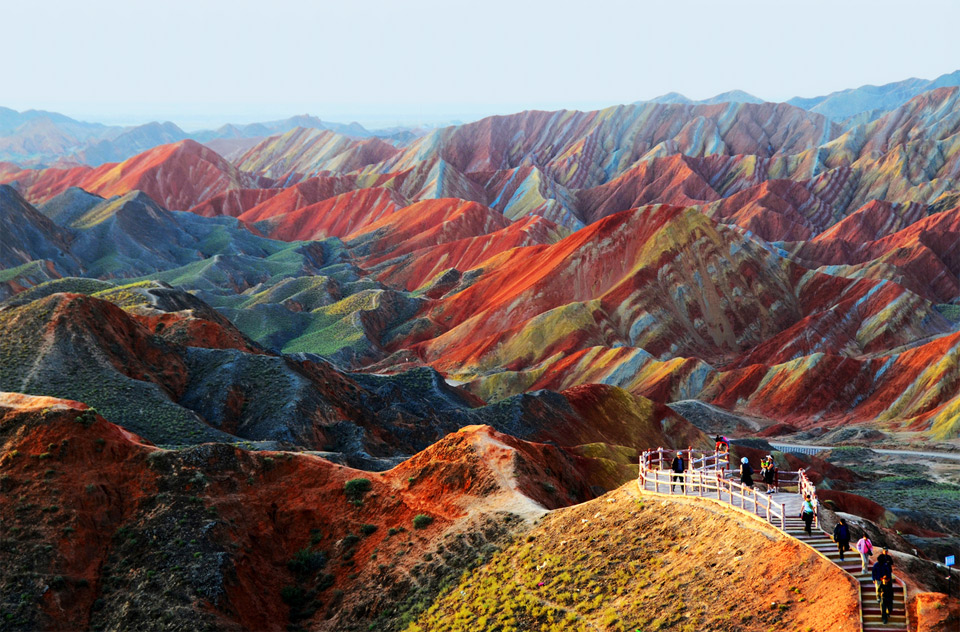 11colorful-rock-formations-china