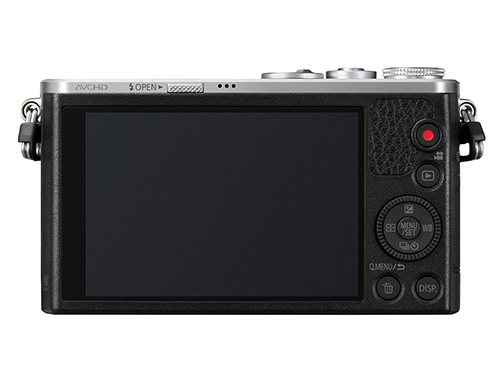 Panasonic-Lumix-GF1 Rear