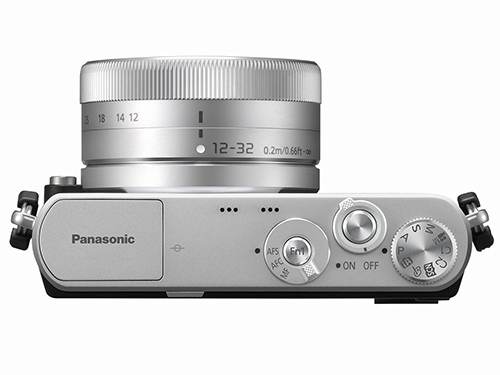 Panasonic-Lumix-GF1 Top