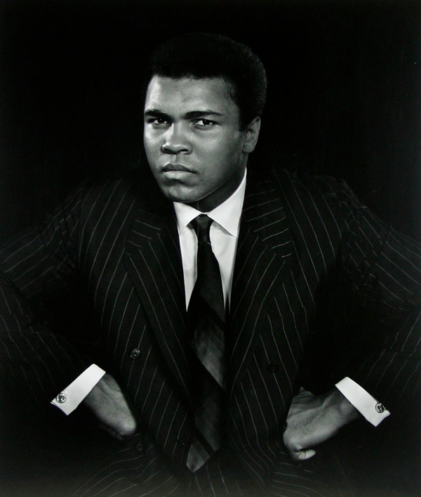 Muhammad Ali - Portraits by Yousuf Karsh