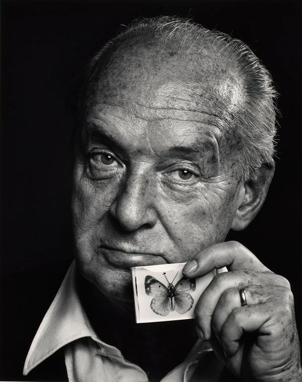 Vladimir Nabokov - Portraits by Yousuf Karsh