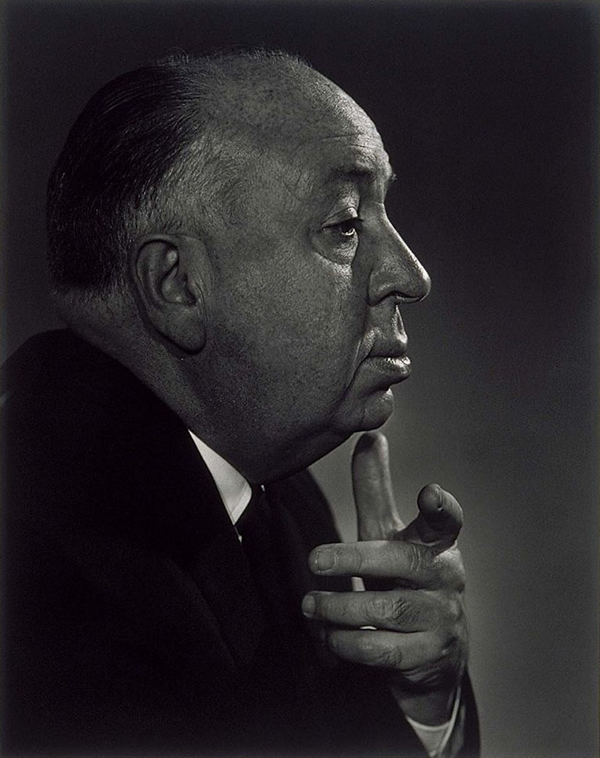 Alfred Hitchcock - Portraits by Yousuf Karsh