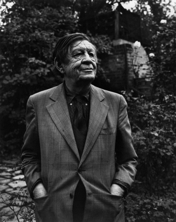W.H.Auden - Portraits by Yousuf Karsh