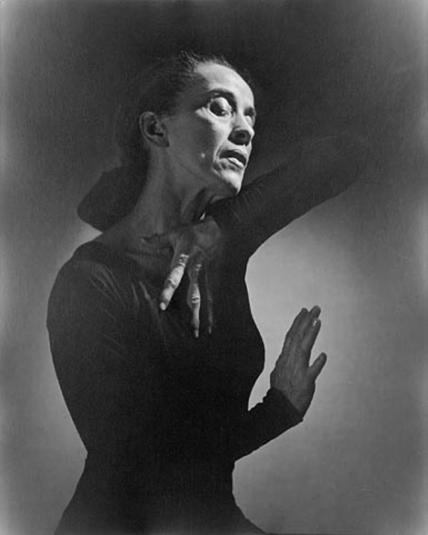 Martha Graham - Portraits by Yousuf Karsh