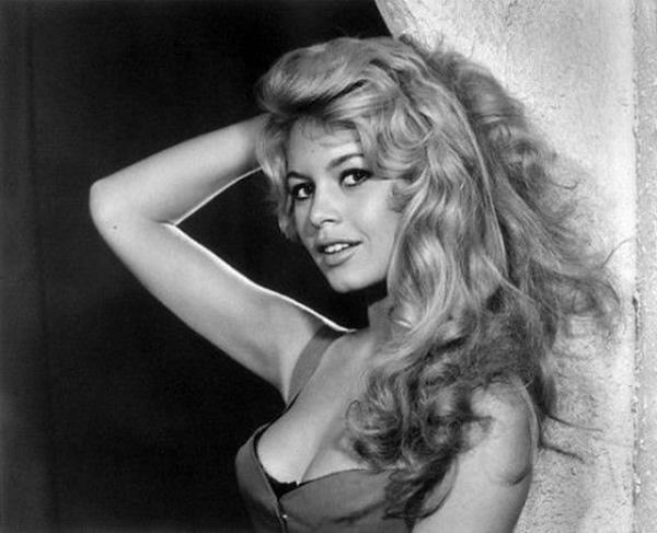 Brigitte Bardot - Portraits by Yousuf Karsh