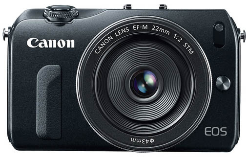 Canon EOS-M Mirrorless Preview