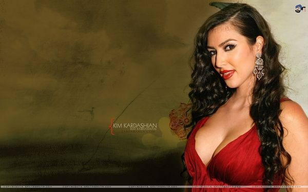 amazing kim kardashian wallpapers 2