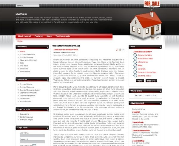 Real_Estate_2_joomla_template