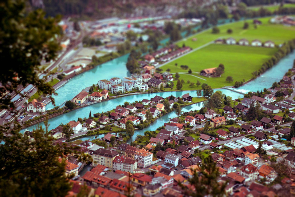 tilt-shift-switzerland
