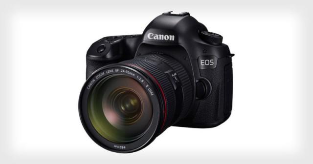 Canon показала возможности 120-мегапиксельного зеркального фотоаппарата