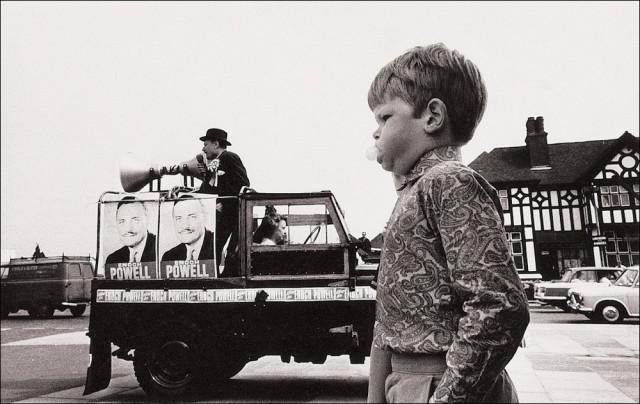 Пол Хилл – мэтр британской фотографии