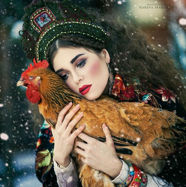 Ожившие сказки в фотографиях Маргариты Каревой