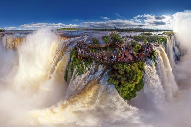 Самый Большой Национальный Парк В Мире