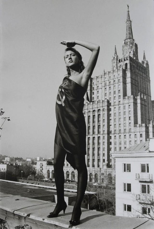 Дух времени, идеологическое ню и символ перестройки в фотографиях Сергея Борисова