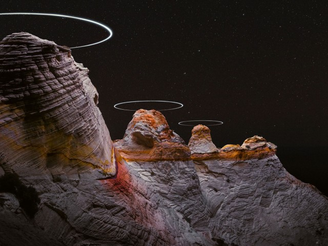 «Lux Noctis»: пейзажи, вдохновлённые научной фантастикой и живописью 19-го века