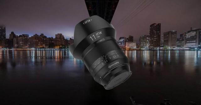 Irix 11мм F/4 – новый ультра широкоугольный объектив с углом обзора 126° и минимальным искажением