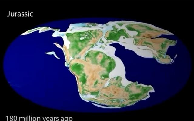 Как было и как будет: тектоническая эволюция Земли на протяжении более 500 миллионов лет