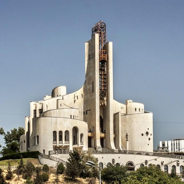 Национальные мотивы в архитектуре советской Средней Азии и Закавказья