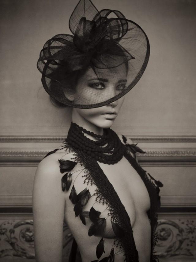 Роскошные чёрно-белые фотографии Марка Лагранжа