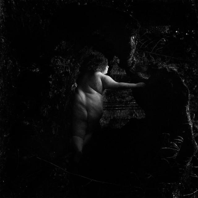«Взгляд внутрь себя»: автопортреты Бритни Кэти-Адамс