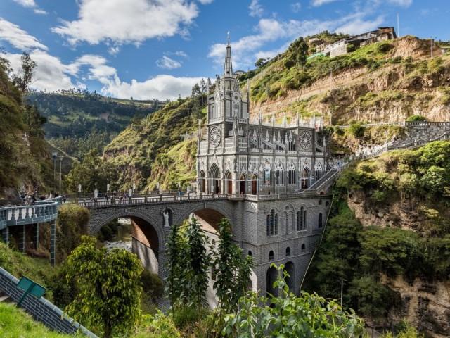Чудеса архитектуры со всего мира – 30 шедевров