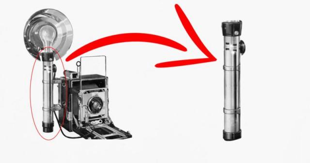 Как вспышка от старинной фотокамеры стала культовым реквизитом «ЗвÑ'Ð·Ð´Ð½Ñ‹Ñ Ð²Ð¾Ð¹Ð½Â»