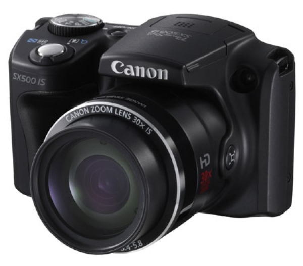 Обзор Canon PowerShot SX500 IS
