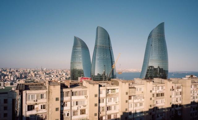 Сырая джентрификация»: фотопроект о меняющемся облике Баку