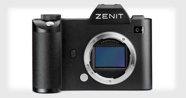 Новый фотоаппарат «Зенит» сделают из полнокадровой беззеркалки Leica SL
