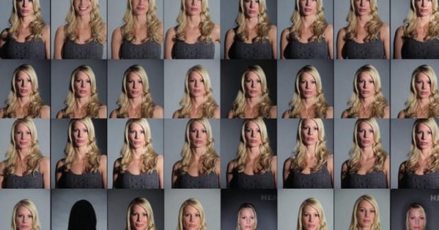 Как выглядят 111 портретов, снятых с различными вариантами освещения