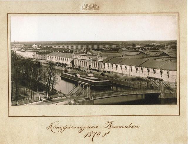 Санкт-Петербург и его окрестности в старинных фотографиях Альберта Фелиша