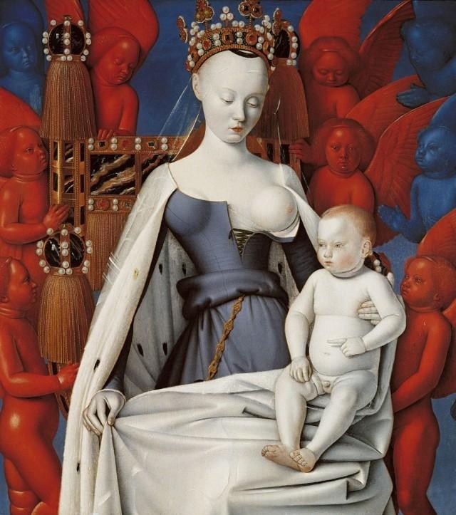 Впервые за 80 лет воссоединится «Меленский диптих» Жана Фуке