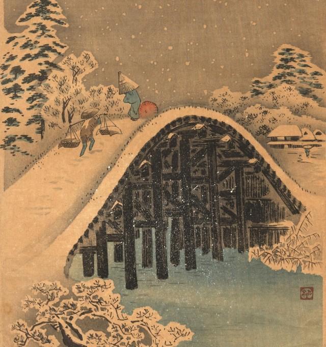 Онлайн-архив с 213 000 прекрасных японских гравюр, созданных с 1700-х годов до наших дней
