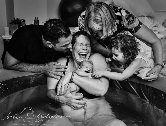 Победители конкурса Birth Photo Competition 2019 и их взгляд на таинство рождения
