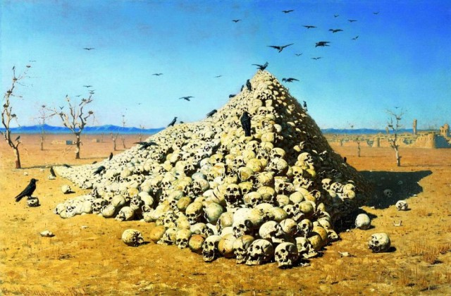Мой друг художник и… солдат: Жизнь и смерть Василия Верещагина