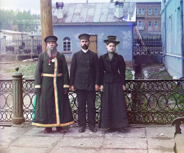 Дореволюционная Россия в цветных фотографиях Сергея Прокудина-Горского