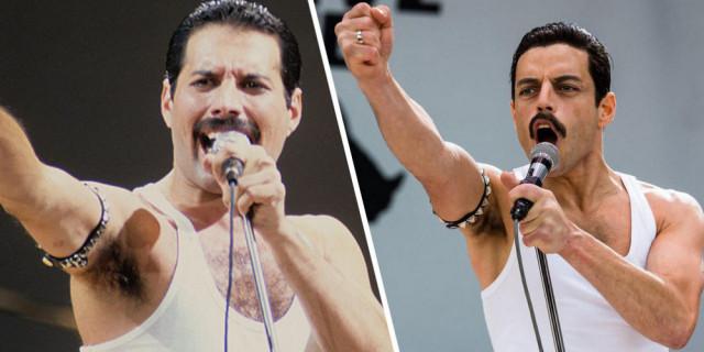 Богемская рапсодия: сравнение сцен из фильма с реальными выступлениями группы «Queen» и историческими фактами