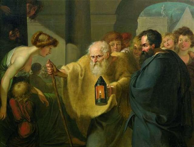 История философии с 600 года до н. э. по 1935 год в двух 13-метровых схемах