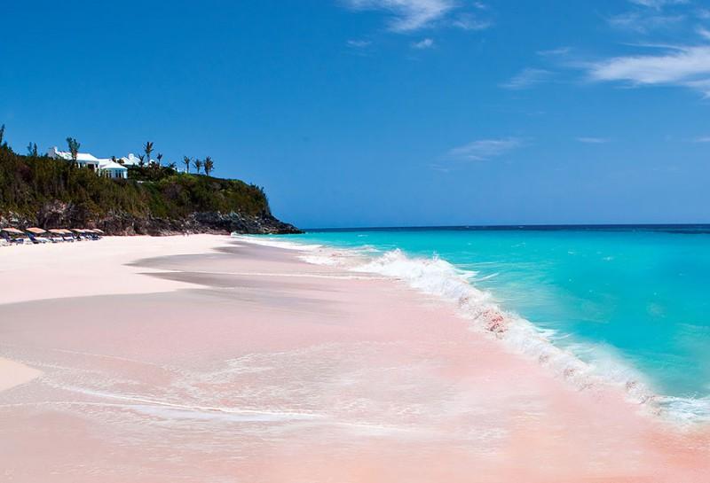 17 самых необычных пляжей со всего мира
