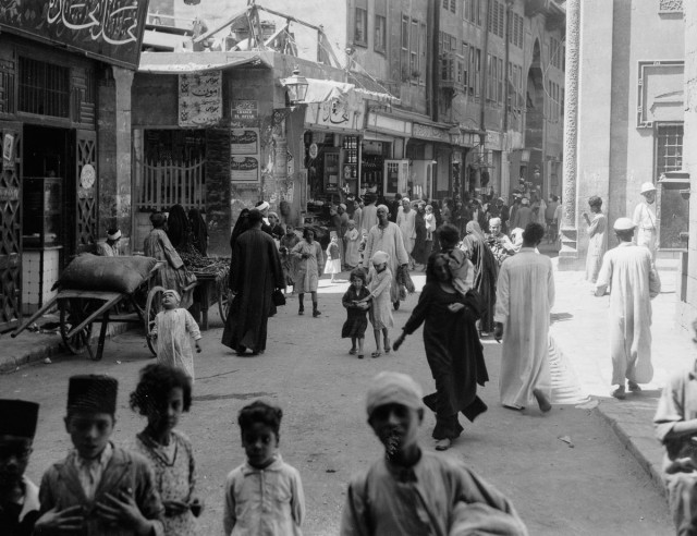 Улицами старого Каира: «город тысячи минаретов» на рубеже 20-го века