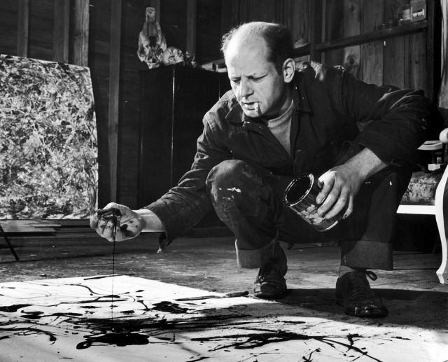 Редкие видеозаписи: Моне, Ренуар, Пикассо, Матисс, Кандинский, Эшер и другие художники за работой