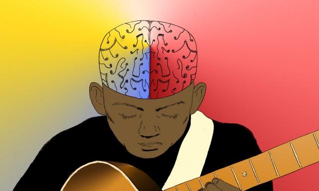 Хотите тренировать свой мозг? Забудьте о приложениях, играйте на музыкальных инструментах