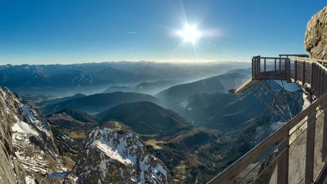 15 изумительных видов на земле, от которых захватывает дух