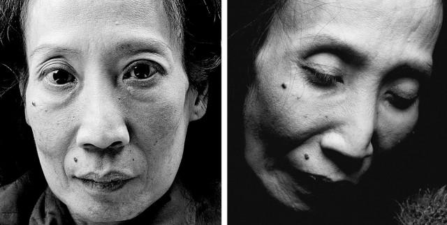 На грани и за гранью смерти, жизнь слепых, лица и ладони: будоражащие портреты Уолтера Шелса